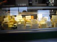 buy local Derbyshire Cheese and Wine online from Hartington Cheese Shop