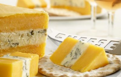 Double Gloucester | Blue Stilton | Hartington Cheese Shop