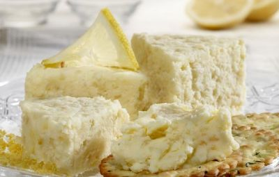 Creamy white Wensleydale cheese | Zesty lemon | Hartington Cheese Shop